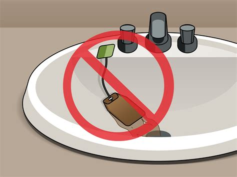 how to clean porcelain sink scratches 3 ways to clean a ceramic sink without chemicals wikihow