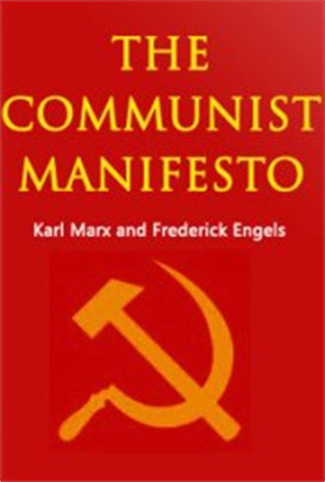manifesto of the communist books the communist manifesto by karl marx and frederick engels