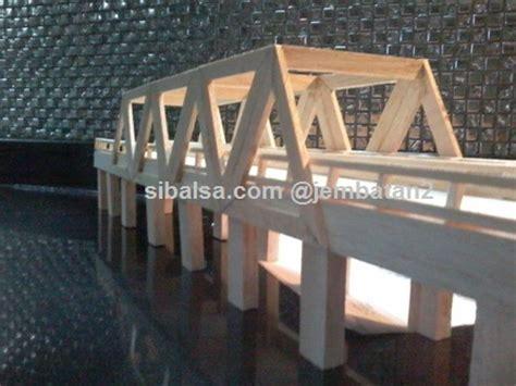 Stik Kayu Untuk Edukasi justin furniture mainan kayu balsa mengasah kreatifitas anak