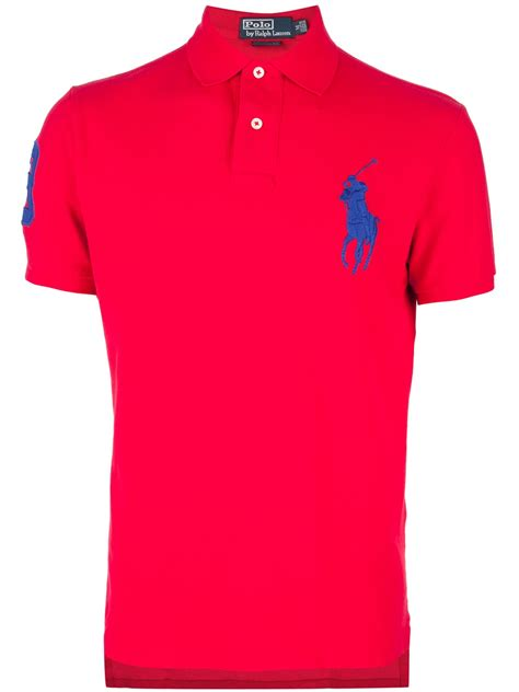 Polo Ralph Laurent polo ralph polo shirt in for lyst