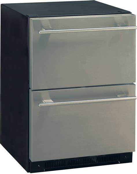 30 single refrigerator drawer haier dd410rs 24 inch built in dual refrigerator drawers
