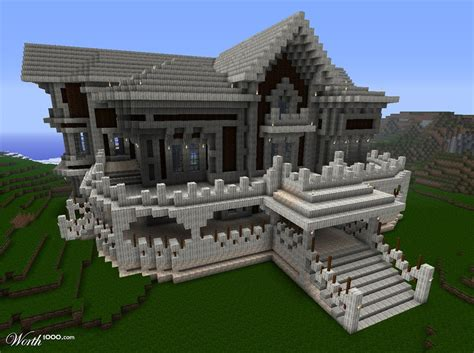 epic minecraft houses the most epic house in minecraft ever youtube