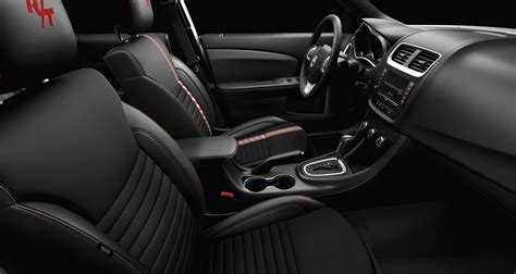 Dodge Avenger Interior by Automotivetimes 2014 Dodge Avenger Review