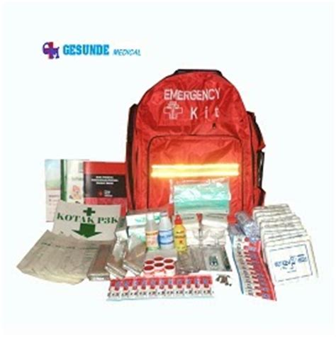 Paket Tas Lv Isi 3 B132 paket tas ransel p3k jenis c isi standar tempat kerja
