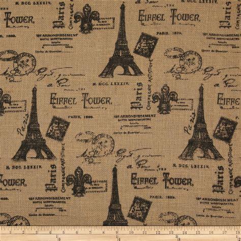 Guess Eiffel Black 10 great burlap crafts celebrate decorate
