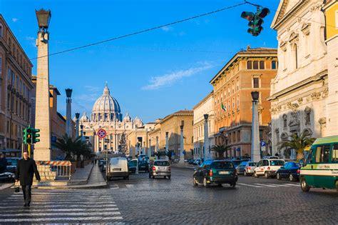 santa sede citt罌 vaticano citt 224 vaticano paesaggio italiano