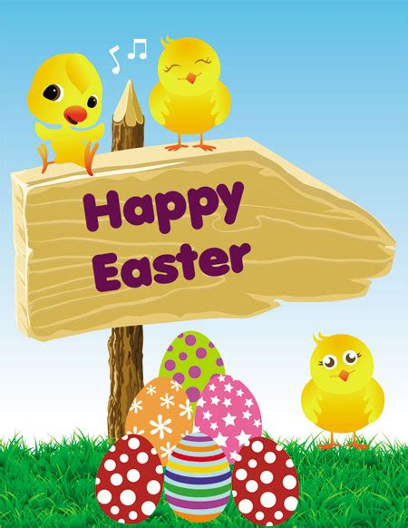 happy easter printable greeting cards printable easter greeting card