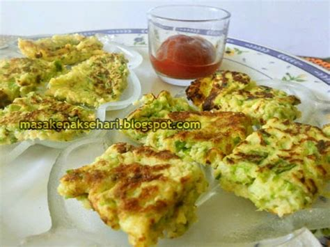 resep omelet telur sayur waluh sederhana praktis