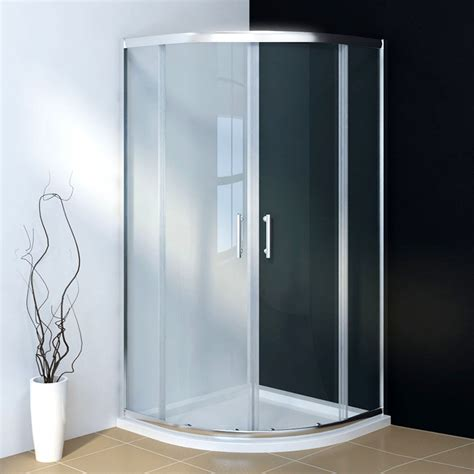 Shower Doors Company Quadrant Shower Enclosure Walk In Corner Cubicle 800x800 900x900mm Shower Doors Ebay