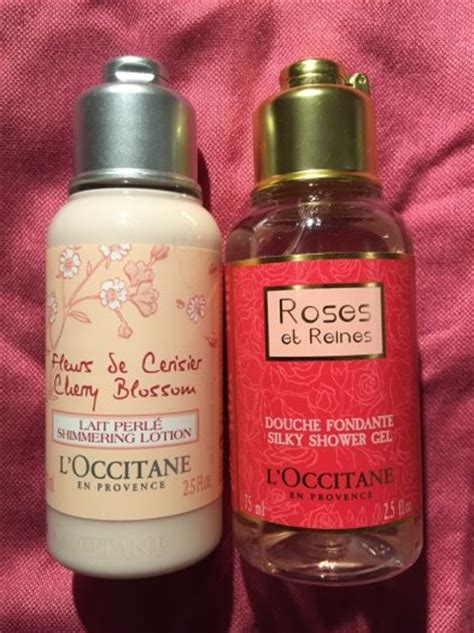 Loccitane Roses Et Raines 75ml Cp 310 loccitane cherry blossom lotion and roses et reines shower gel 75ml for sale in ifsc dublin