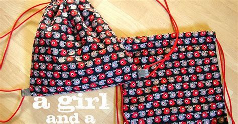 Sack Bag Motif Blaster cinch sack so many options for this pattern things to create sacks bags and