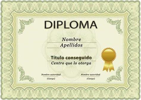 plantillas certificados gratis para photoshop wordpress 2 plantillas para t 237 tulos o diplomas de estudios o cursos