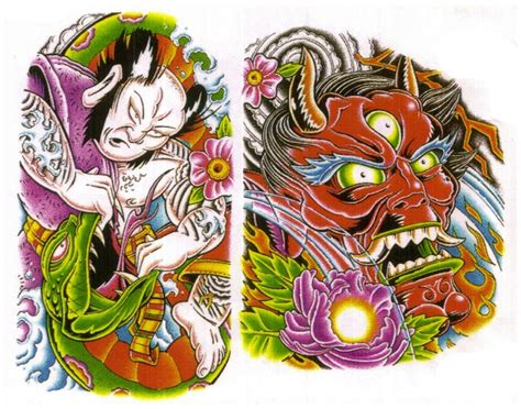 japanese devil tattoo designs japanese design s japanese