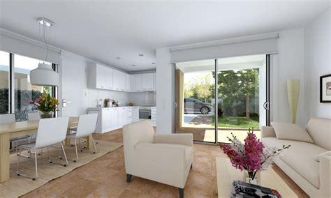 como decorar un salon comedor pequeño rectangular cocina salon comedor rectangular amazing cocinas abiertas