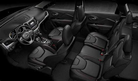 jeep grand cherokee interior seating 2016 jeep grand cherokee specs and price automotivefree