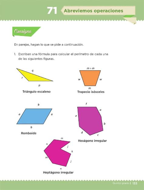 libro de desafios matematicos pagina 134 y 135 de sexto abreviemos operaciones bloque iv lecci 243 n 71 apoyo