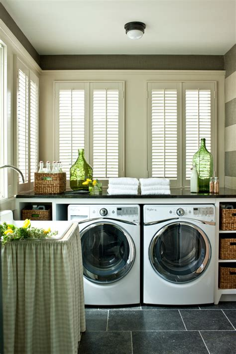hton bay laundry laundry room storage ideas 15 ways to keep clutter at bay