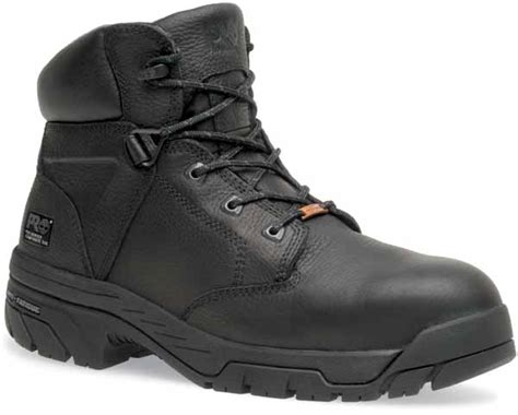 Timberland Ring Safety timberland pro helix black waterproof composite toe work