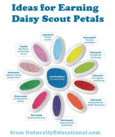 daisy scout crafts and activities for earning petals