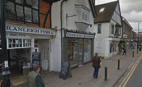 cranleigh bathrooms kirstie allsopp rejects daft cranleigh village status it s not a village it s