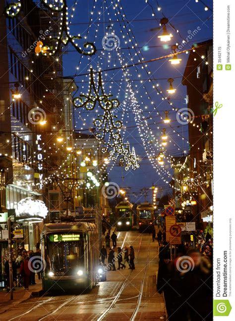 the christmas seasone begins in helsinki the christmas