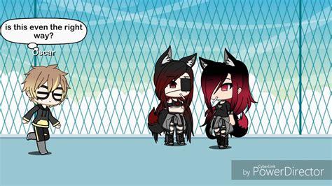 bad girl bodyguard ep meeting  girls gacha