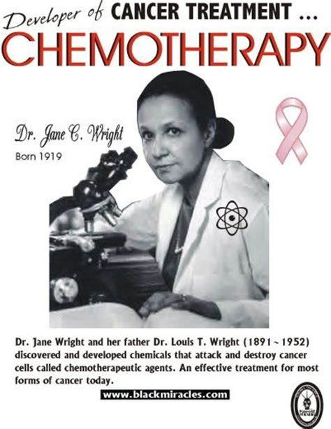 biography black history facts dr jane wright invented cancer treatment famous people