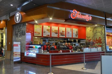 friendly restaurants boston friendly s lands site at boston s logan airport