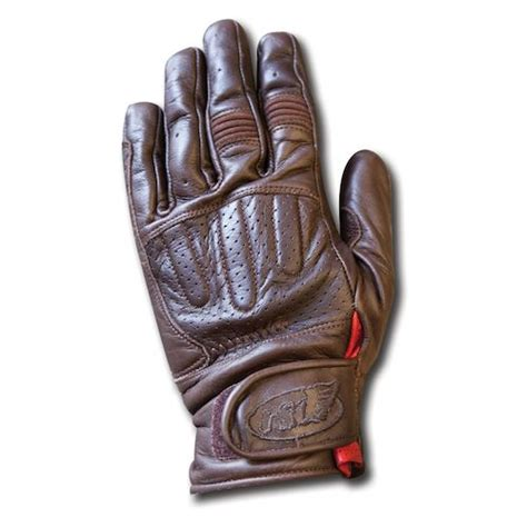 gear review rsd barfly gloves return of the cafe racers tobacco