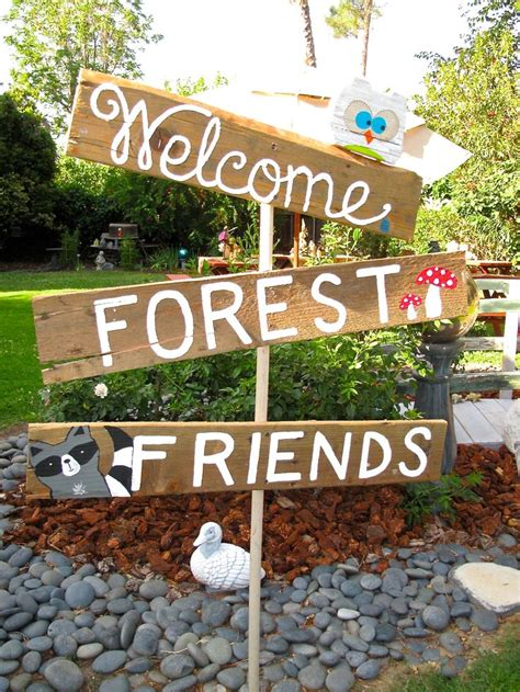 best 25 forest friends ideas on woodland
