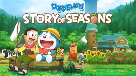 doraemon story  seasons  nintendo switch nintendo