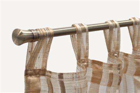 vorhang befestigung 2x pailletten store voile schlaufenschal vorhang deko