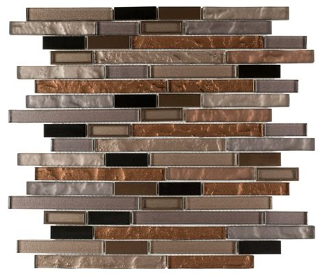 copper glass tile backsplash best 25 copper backsplash ideas on reclaimed