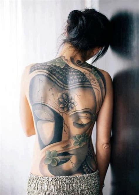 women s full back tattoos back ink