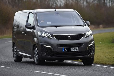 peugeot van 2017 new peugeot traveller allure 2017 review pictures auto