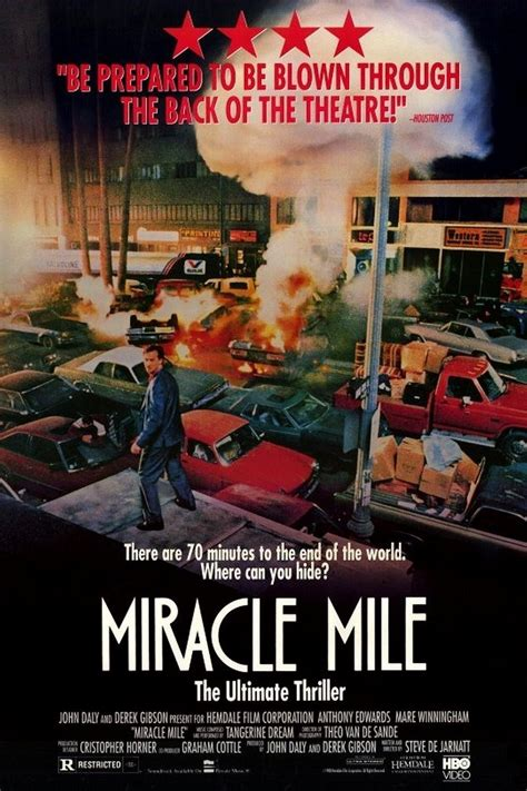 The Miracle Trailer Ita Miracle Mile 1989 Free