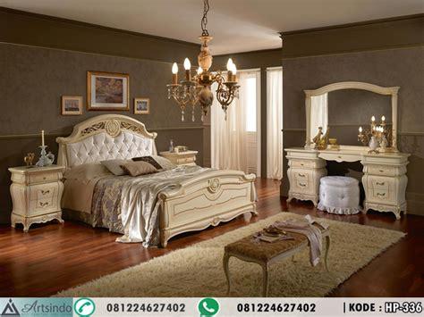 Tempat Tidur Elegan model set tempat tidur mewah set kamar pengantin ukir