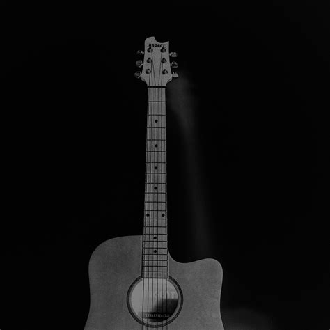 guitar wallpaper for macbook pro mw80 guitar art bw dark music song black