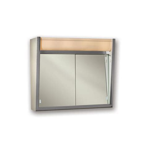 medicine cabinets with lights and mirror lighted medicine cabinet granville 48 in bathroom