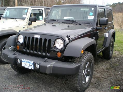 2011 Call Of Duty Jeep For Sale 2011 Jeep Wrangler Call Of Duty Black Ops Edition 4x4 In