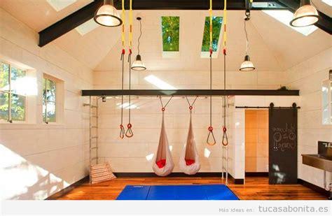 decoracion gimnasio ideas para dise 241 ar amueblar y decorar un gimnasio o