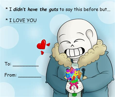 valentines cards comic sans undertale sans valentines day thing by osomatsu matsuno on