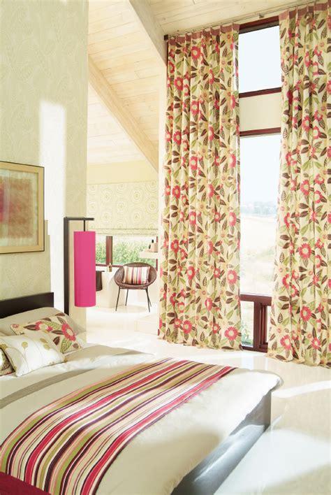 gardinen muster gardinen selber n 228 hen leicht gemacht style your castle