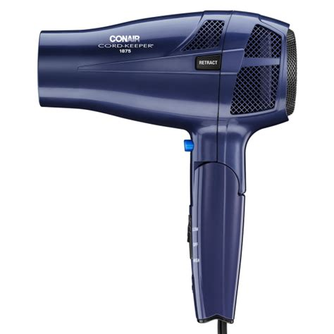Hair Dryer With Curly Cable conair cord keeper styler