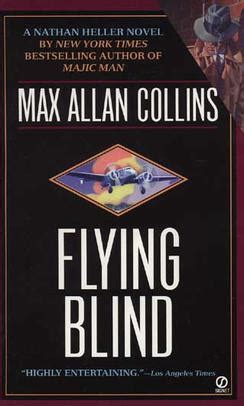flying blind books flying blind novel