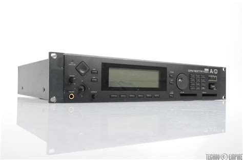 korg wavestation a d ws ad rack synthesizer sound module