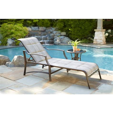 home depot outdoor furniture outdoor chaise lounges