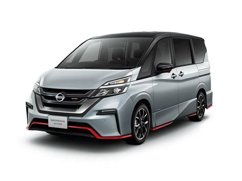 nissan serena new nissan serena nismo arrives on japan s roads carscoops