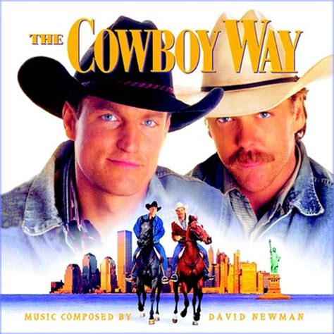 cowboy film soundtracks the cowboy way soundtrack by david newman