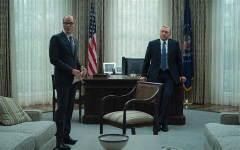 when does house of cards return house of cards season four first look review a deliciously dark return to form